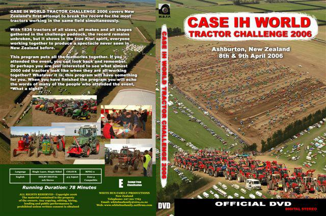 Case IH World Tractor Challenge 2006