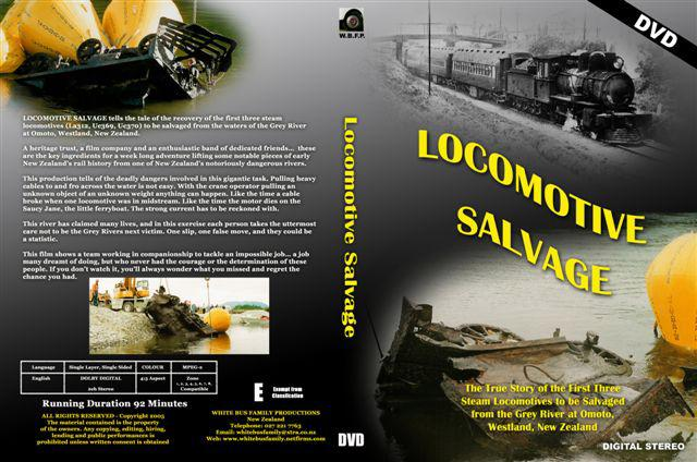 Locomotive Salvage