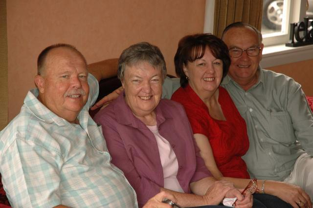 Louis Rowans brothers and Sisters in late 2008